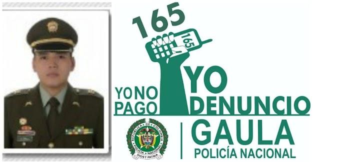 Capitán Jonathan Espitia nuevo Comandante del Gaula de la Policía Metropolitana de Santa Marta