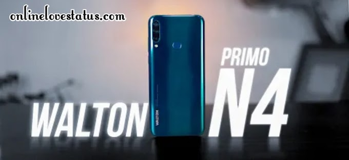 Walton primo N4 Price, Features & Full Phone Specifications