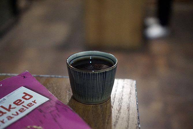 Menyesap kopi dengan biji dari Enrekang