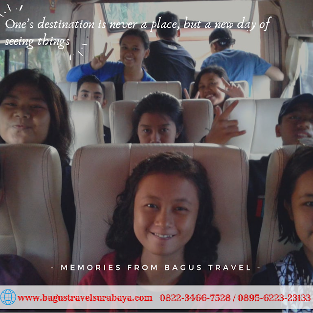 Travel dan Carter Surabaya Glagah Lamongan