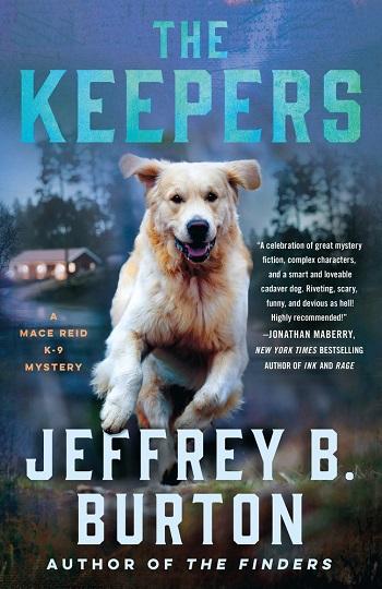 The Keepers by Jeffrey B. Burton