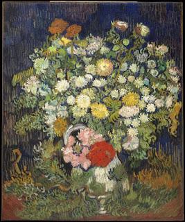 Bó hoa trong bình - Vincent Willem van Gogh
