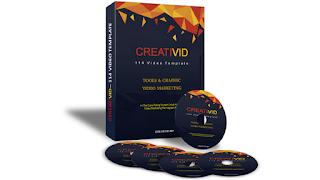 Creativid Video Template