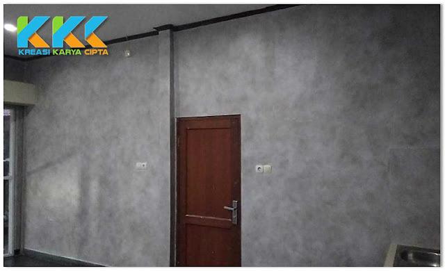 Cat Motif Acian Dinding hampir serupa dengan  Cat Motif Acian Dinding Elegant