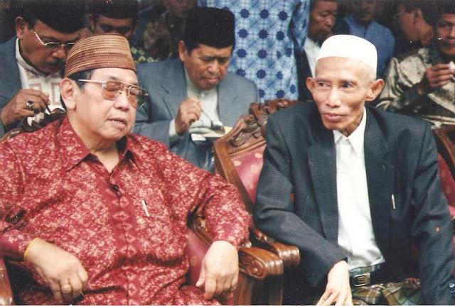 KH Sahal Mahfudz: Saya tidak mau Menggunakan Duitnya NU