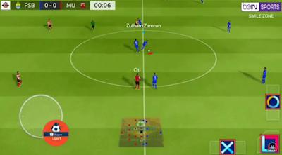 FTS 21 Mod Shopee Liga 1 & Liga Top Eropa