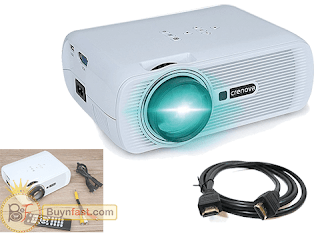 Crenova XPE460 LED - A Brilliant Projector For Your Home Movies