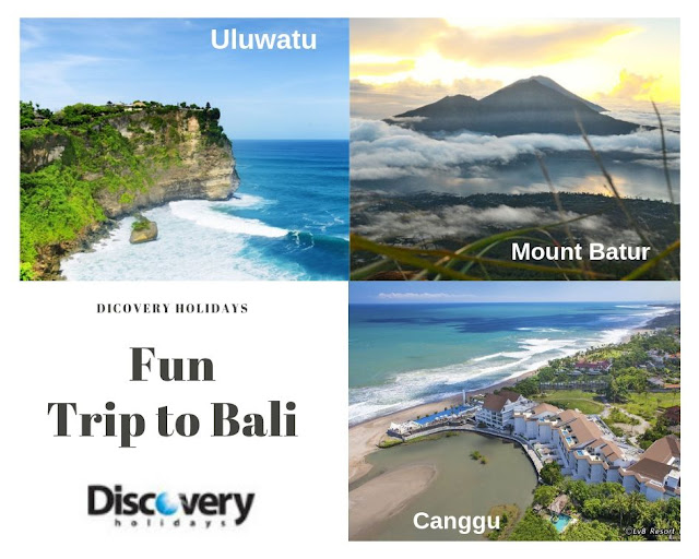 bali trip from india by discovery holidays