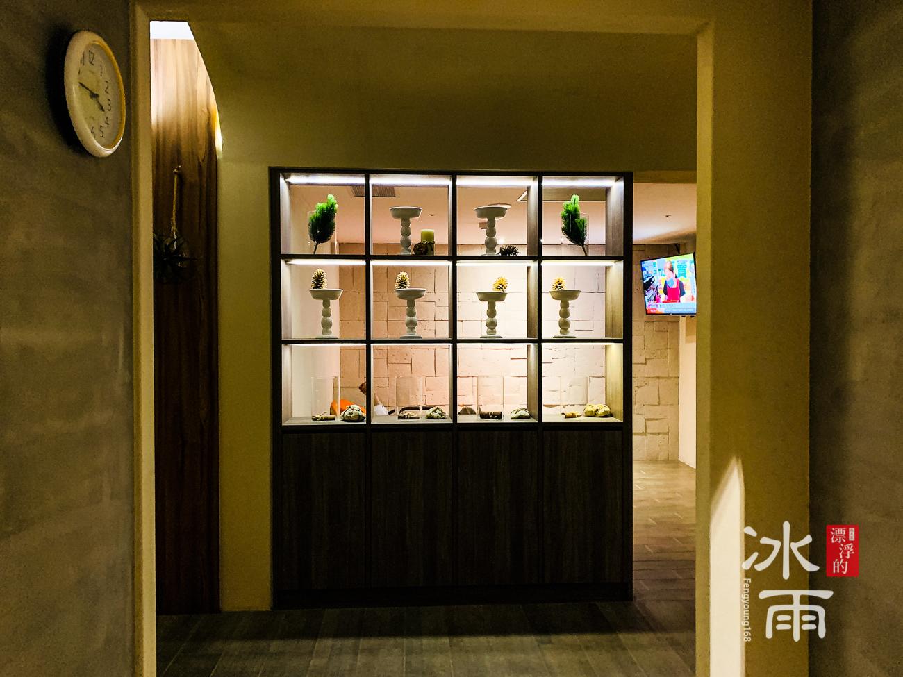陽明山天籟渡假酒店|女湯裝飾牆