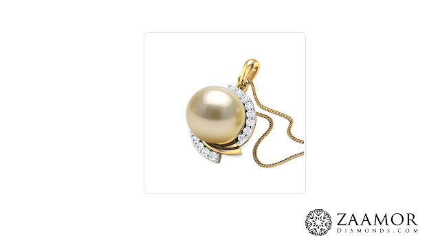 Vrishni Pearl Pendant