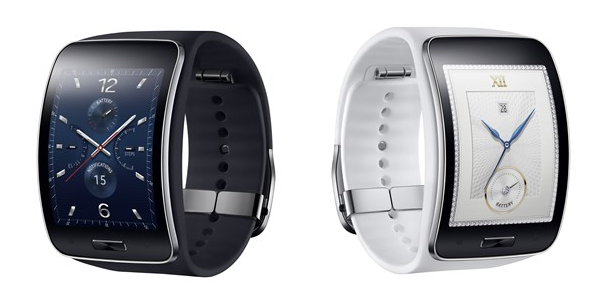 Samsung Gear S officially announced with curved display and 3G connectivity