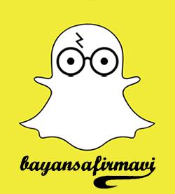 Snapchat'teyim!