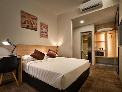 Hotel bajet menarik Penang