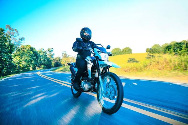 As motos mais vendidas do Brasil em outubro de 2021
