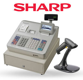 Sharp XEA 307 Barcode Scanner