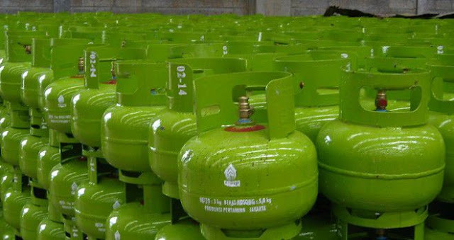 Penyaluran Gas Subsidi di Kota Jambi Ada Kecamatan ini Belum Terima Kartu Pelanggan