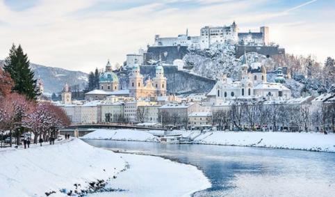 As 15 mais belas cidades do mundo para ver neve