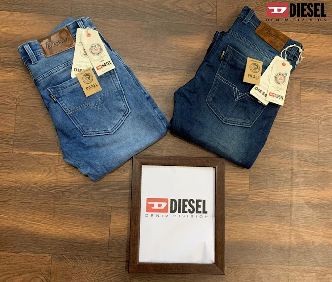 _DIESEL._😍  WITH INNER BRANDING FULL BRAND TAGGING 🏷