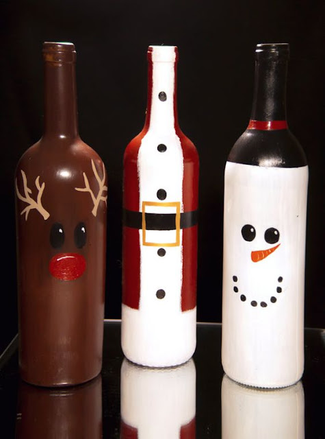 25 Christmas Decoration Ideas With Wine Bottles  Do It. Wall Cabinets Living Room. Sofa For Small Space Living Room. Living Room Country Decor. Dining Room Flooring Options. Beige Orange Living Room. Man Living Room Ideas. How To Reupholster Dining Room Chairs With Piping. Dark Colored Living Rooms
