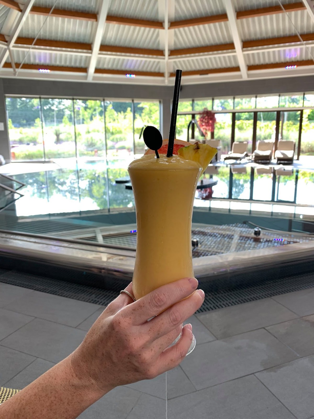 13 Reasons Why Ramside Spa is the Best North East Spa - smoothie