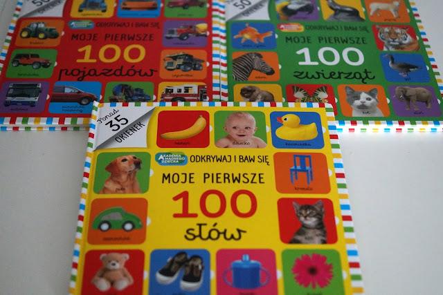 Książki z okienkami dla najmłodszych