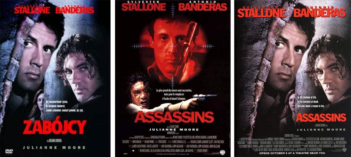 Assassins - Zabójcy (1995)