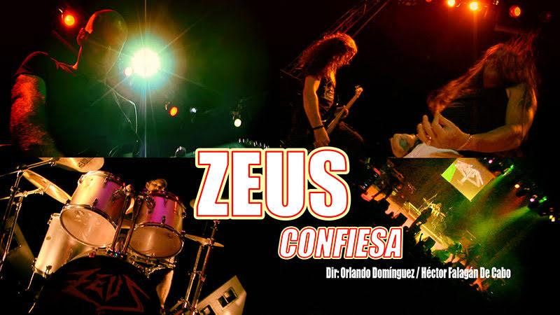 ZEUS - ¨Confiesa¨ - Videoclip - Dirección: Orlando Domínguez - Héctor Falagán De Cabo. Portal Del Vídeo Clip Cubano