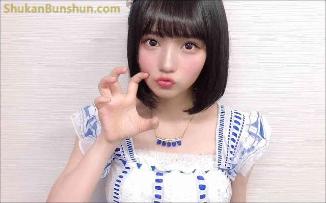 Yahagi Moeka scandal AKB48 biodata fakta jibun zukan photobook_6