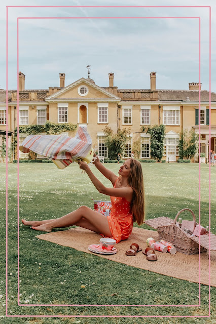 Joules fashion blogger summer collaboration