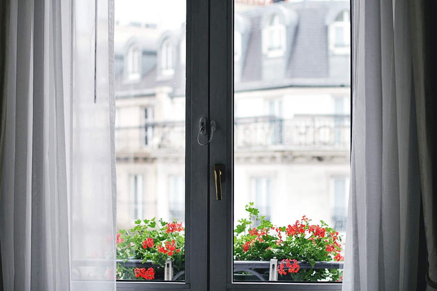 paris room view