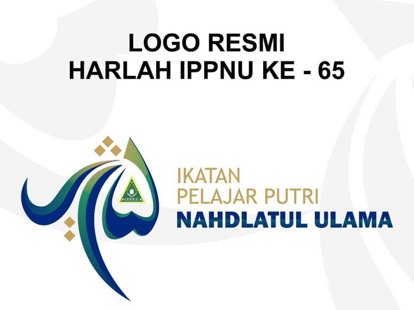 Logo Ippnu Terbaru 29