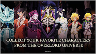 Overlord Mass For The Dead Apk Terbaru