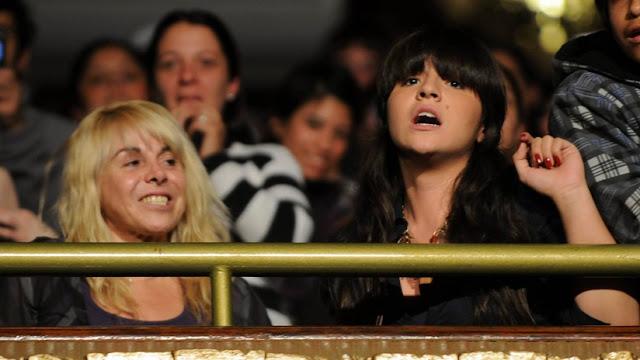 Maradona pretende enviar a prisión a su propia hija