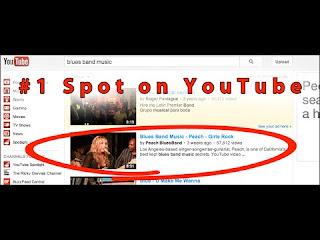 1 Spot on Youtube