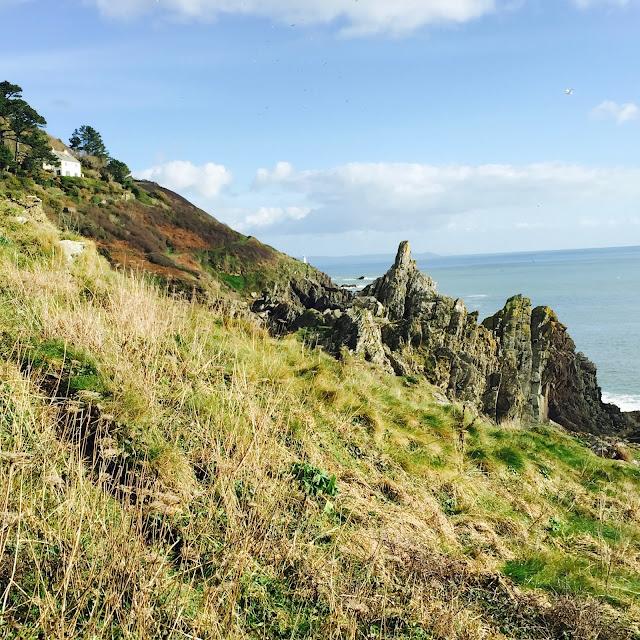 The Coast Path Cornwall