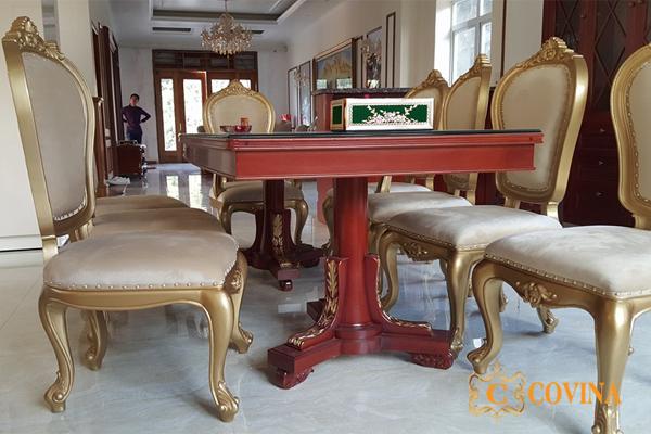 Nội thất cổ điển Châu Âu Covina - chuyên nội thất tại Hà Nội
