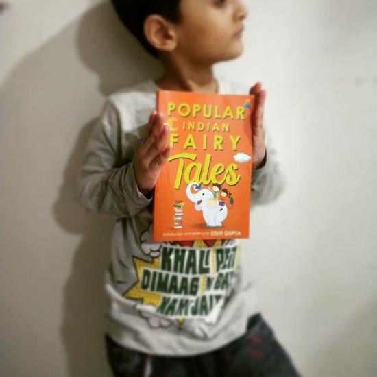 Popular Indian Fairy Tales by Stuti Gupta