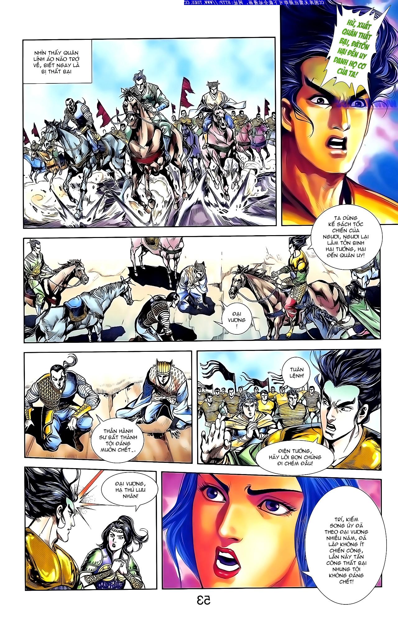 Cơ Phát Khai Chu Bản chapter 144 trang 10