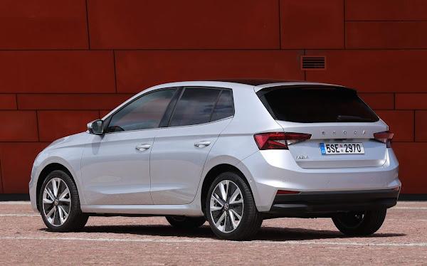 Novo Škoda Fabia 2022 é lançado oficialmente - fotos e detalhes