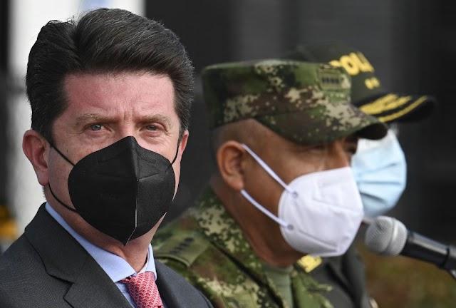 Viene Debate contra MinDefensa por bombardeo en Chocó