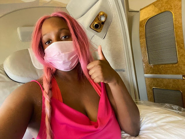 'Are We A Joke To You?' - Check Out Reactions To DJ Cuppy's Quarantine Story