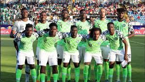 Nigeria Ranks 35 And 3 Position In Fifa's World Ranking
