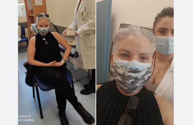 Παρλάπιπας: ΟΣΟΙ ΚΑΝΟΥΝ ΤΟ ΕΜΒΟΛΙΟ ΤΟ ΚΑΝΟΥΝ ΜΕ ΔΙΚΗ ΤΟΥΣ ΕΥΘΥΝΗ... Νανά  Παλαιτσάκη: Σε κρίσιμη κατάσταση στο νοσοκομείο μια ημέρα μετά τον  εμβολιασμό της!