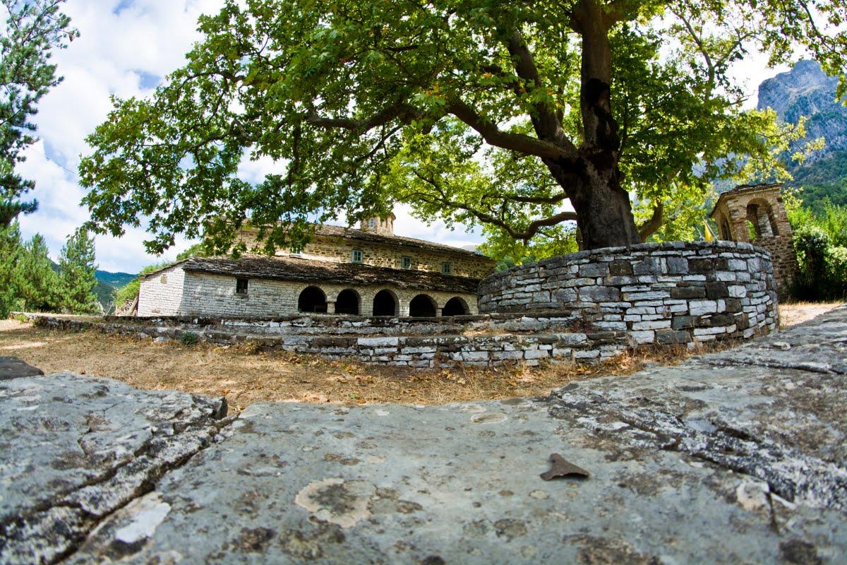 Η εκκλησία στο μικρό Πάπιγκο