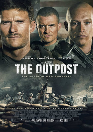 The Outpost 2020 HDRip 720p Dual Audio In Hindi English