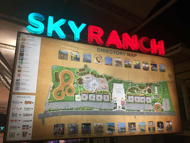 Sky Ranch Directory Map