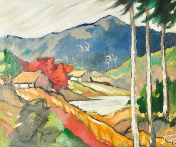 Paisaje, 1970