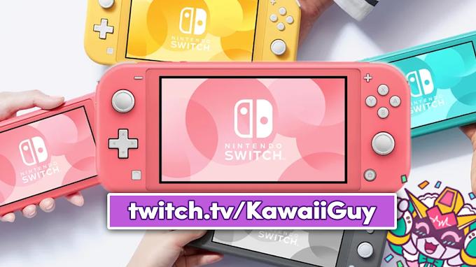 Sorteio de dois (2) Nintendo Switch Lite para dois (2) vencedores