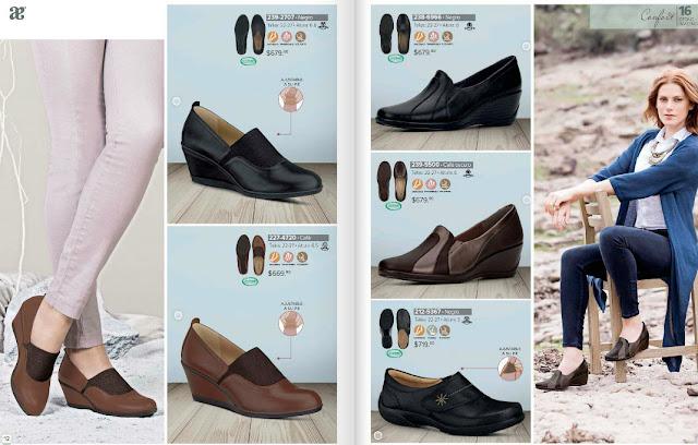 zapato confort mexico