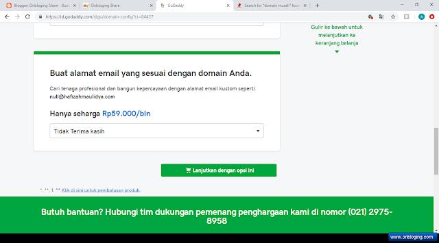 Domain Murah GoDaddy